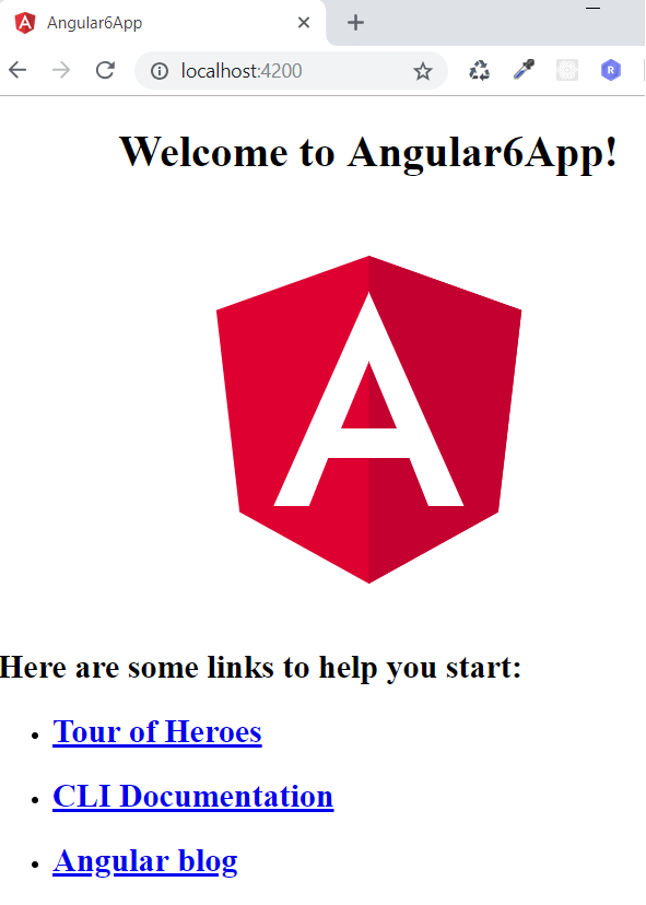 angular 6 project example